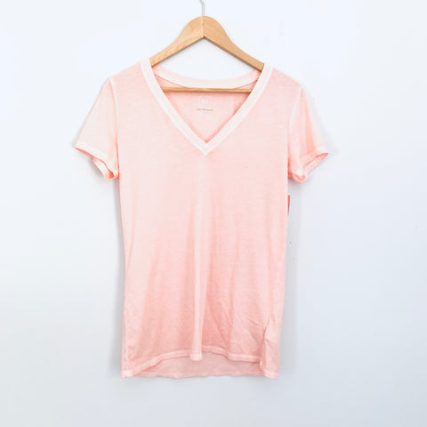 Gap For Good Peach Tee NWT- Size S