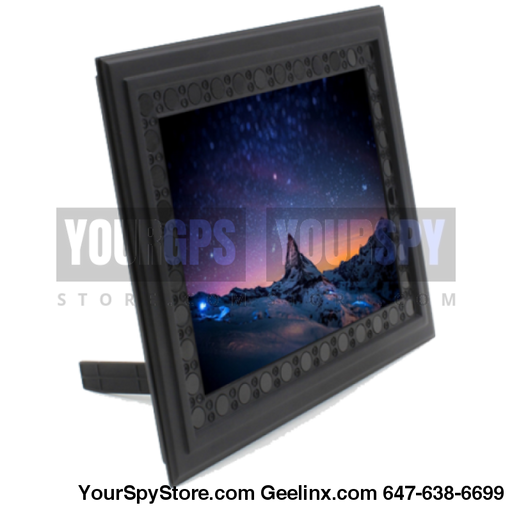 Wall & Desk Picture Frame Camera Hd Photo Hidden Cam