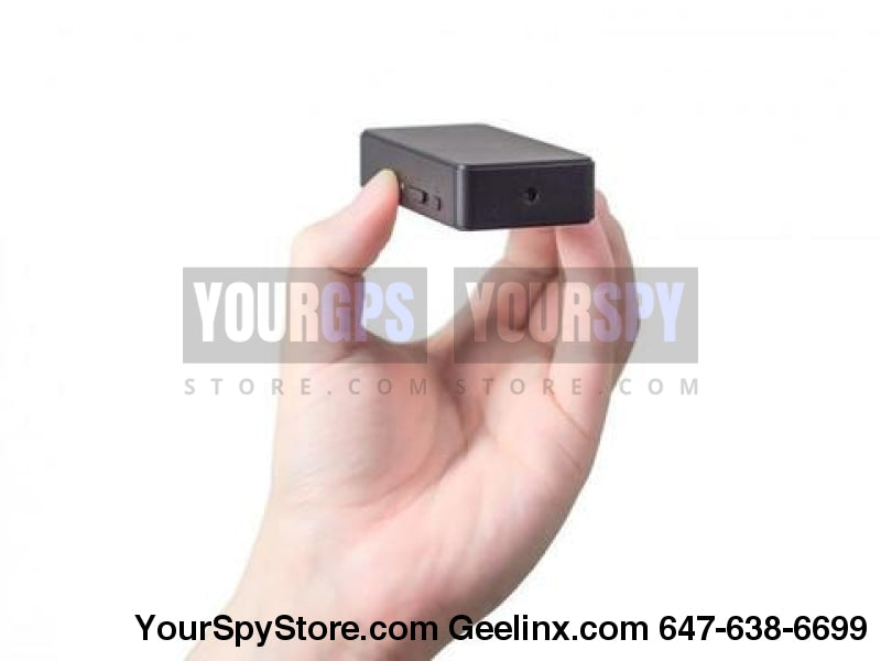720P Hd Mini Battery Powered Pinhole Spy Camera With Motion Detection / 8-10 Hours Box