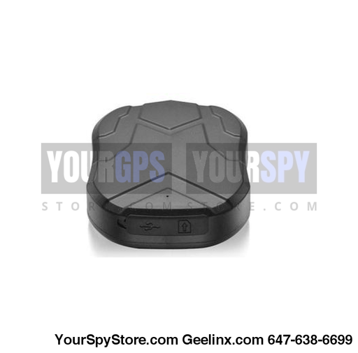 2G Star Series 2015 | Magnetic GPS Tracker 2 Weeks Battery Real Time Waterproof Portable
