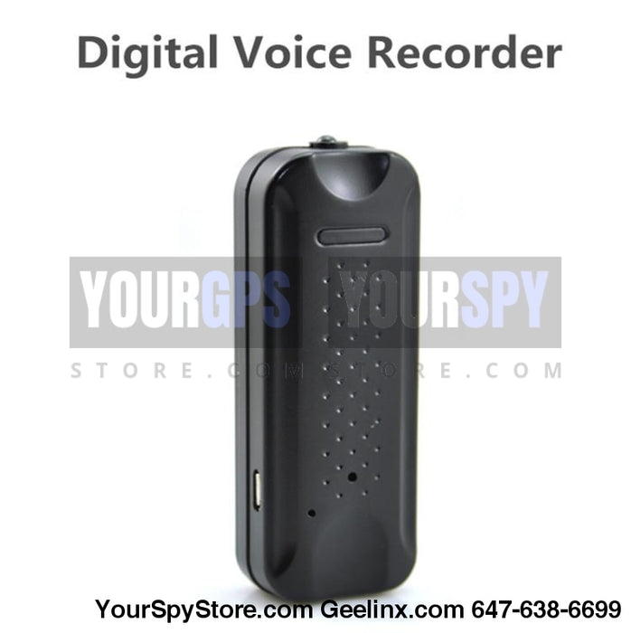 32Gb2 In 1 Spy Usb Digital Voice Recorder + Flash Light Drive 6 Days Battery Life Multi Mode (Up To