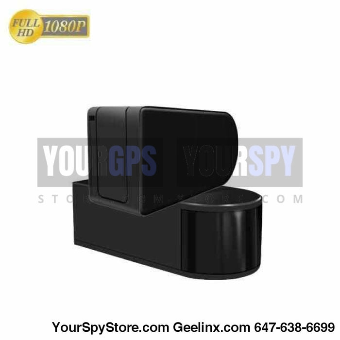 Box Camera - HD 1080P Wi-Fi Small Pro Hidden Camera Box