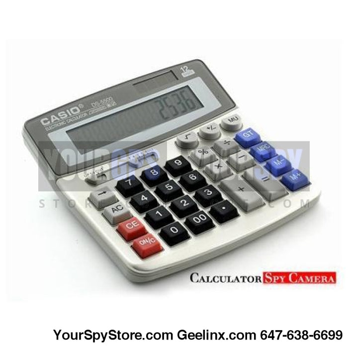 Hidden Camera - Spy Calculator Hidden Camera -  4GB Record Audio/Video/Pictures