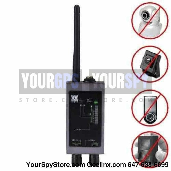 Smart Detectors - 1MHz-12GHz Multi-functional Detector Anti-Spy Anti-Monitor, Anti-Tracker