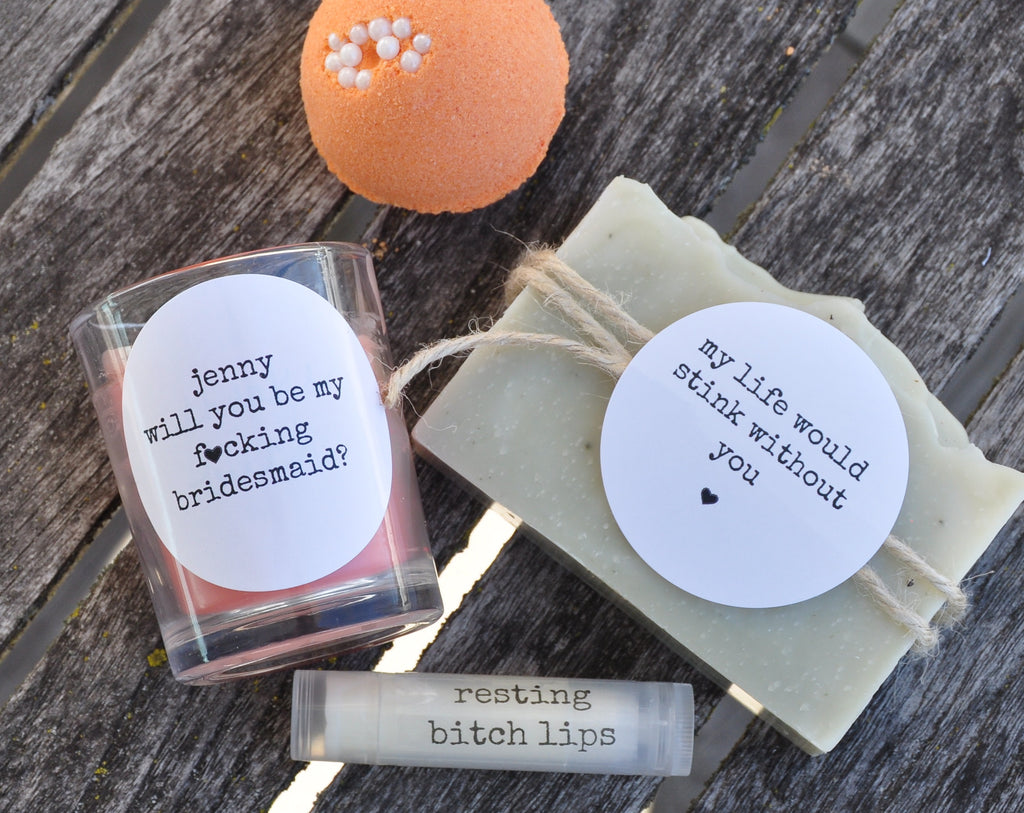 funny ways to ask bridesmaids to be in your wedding funny bridesmaid proposal gifts