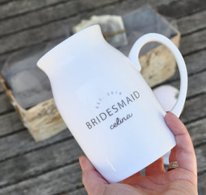 bridesmaid mug box will you be my bridesmaid gifts canada will you be my bridesmaid