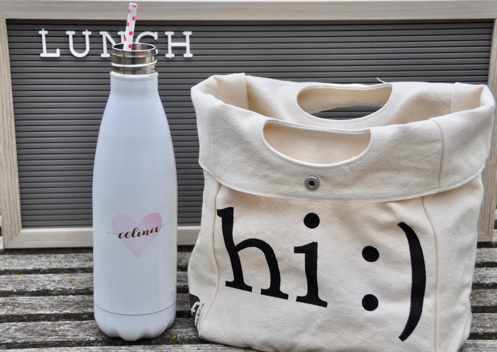 women's lunch bag, stylish lunch bag