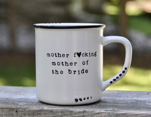 Mother of the bride gift from daughter