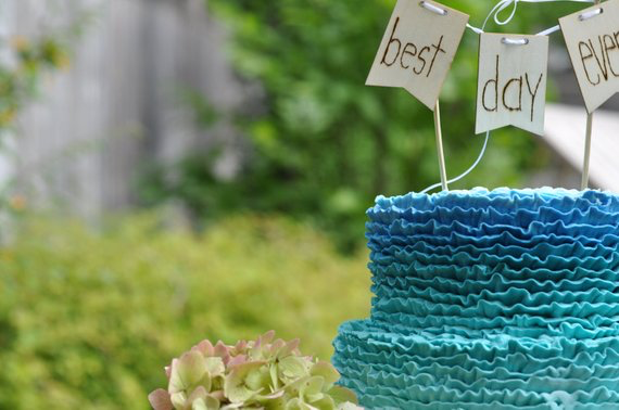 personalized wooden cake toppers personalized wedding cake toppers
