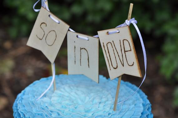 personalized wooden cake toppers canada