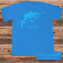 Load image into Gallery viewer, Lost Wando Bass Short Sleeve T-shirt