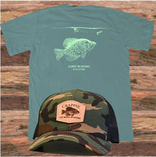 Load image into Gallery viewer, Lost Wando Crappie Short Sleeve T-shirt