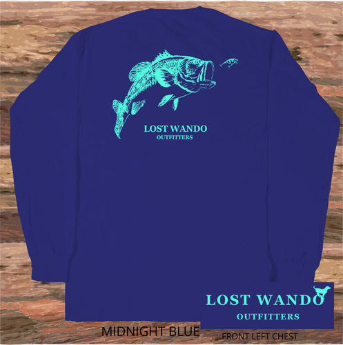 Lost Wando Bass Long Sleeve T-shirt