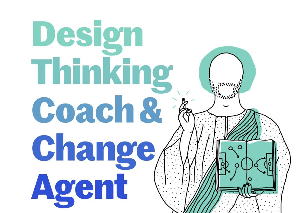 Design Thinking Coach Oktober 2020 - Februar 2021