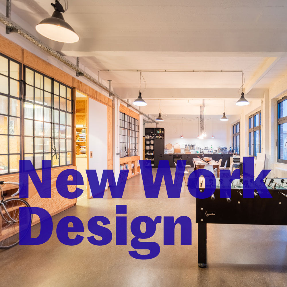 New Work Design Workshop 17.10-18.10.2019