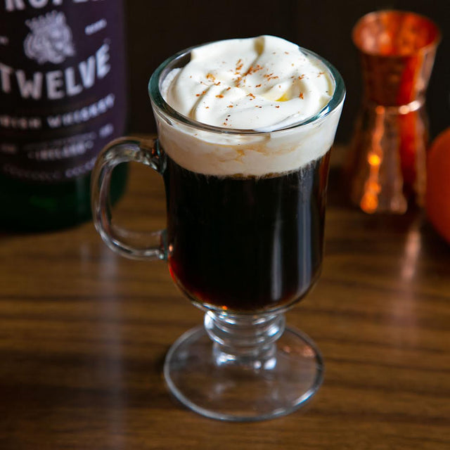 Proper Irish Coffee
