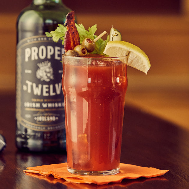 Proper Bloody Mary