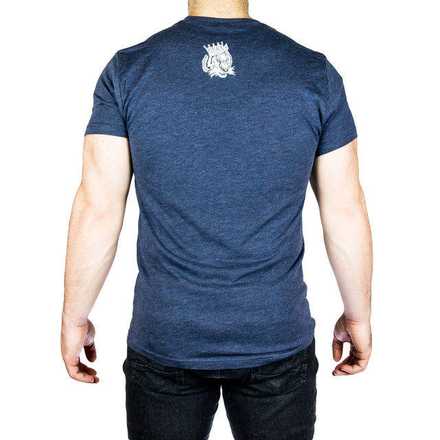 Proper No. Twelve T-Shirt- Blue