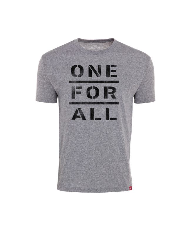 One For All T-Shirt - Gray
