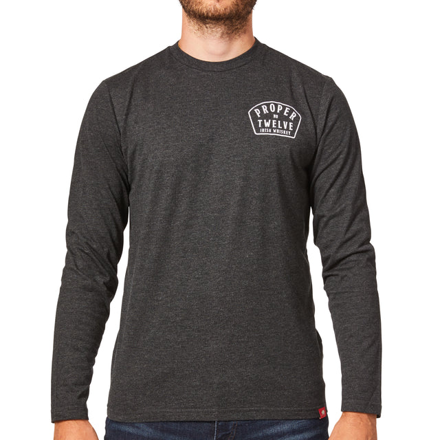 Audie Long Sleeve - Black