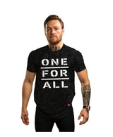 One For All T-Shirt - Black