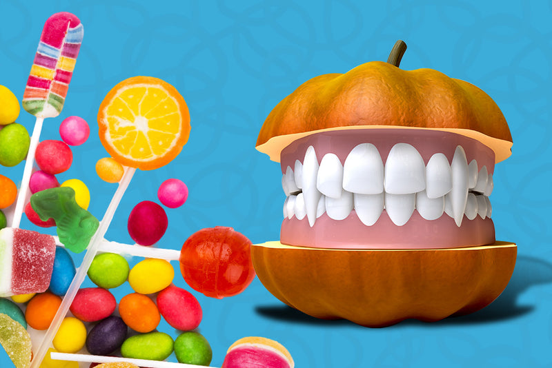 How to Maintain a White Smile on Halloween