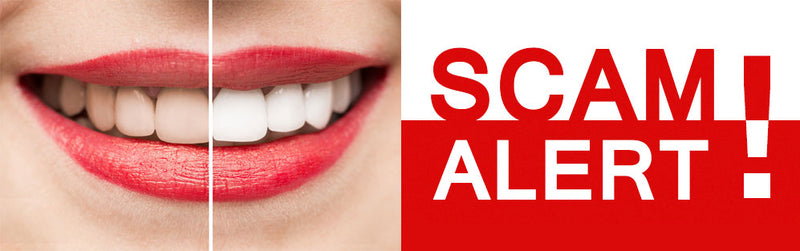 Exposed: The Great Teeth Whitening Scams