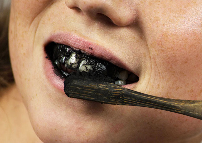 Why You Should Never Whiten Your Teeth with Activated Charcoal
