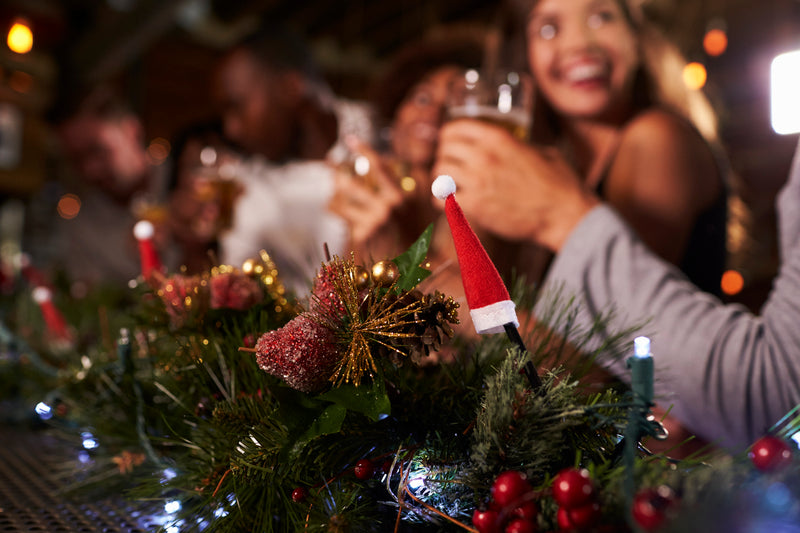 Holiday Party Drinks And Foods That Stain Your Teeth