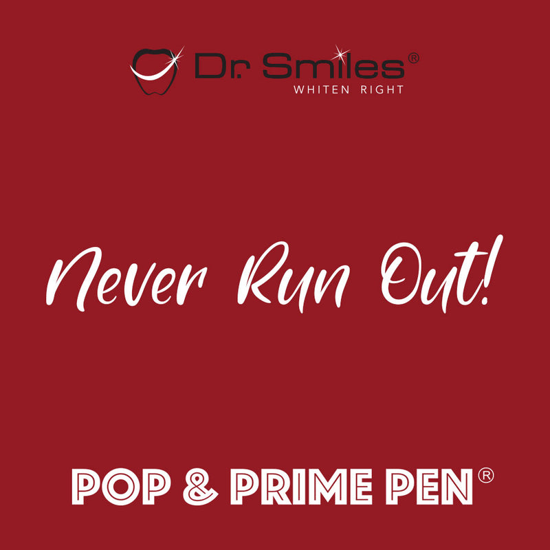 Dr. Smiles Pop & Prime Pen©  Go Club