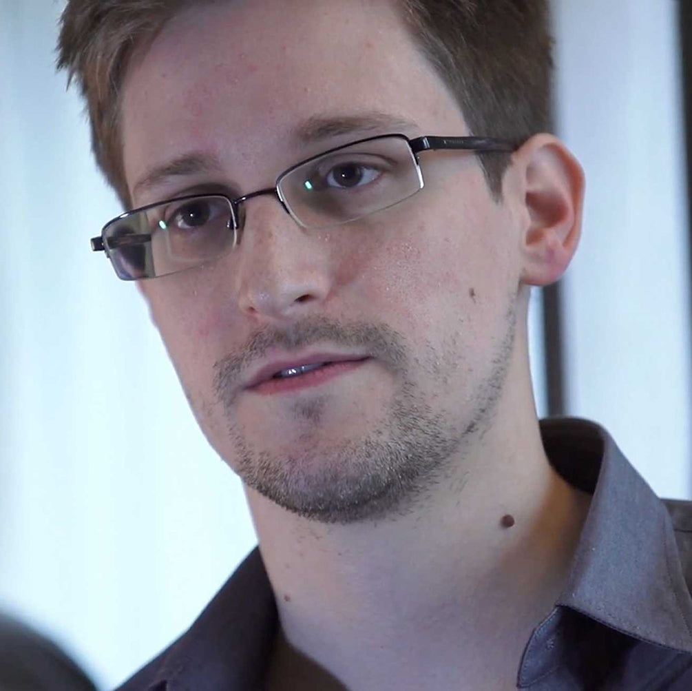 Edward Snowden Glasses