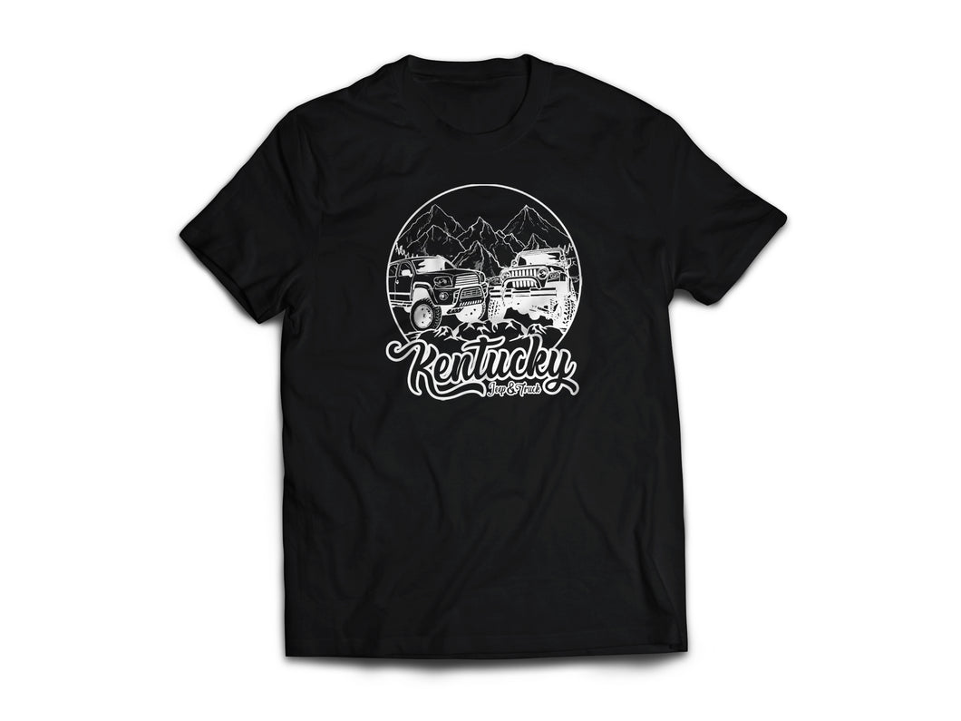 Kentucky Jeep and Truck Tee