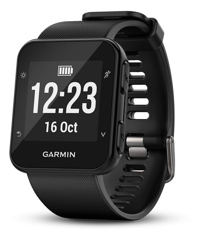 GARMIN FORERUNNER 35 GPS RUNNING WATCH + WRIST HRM