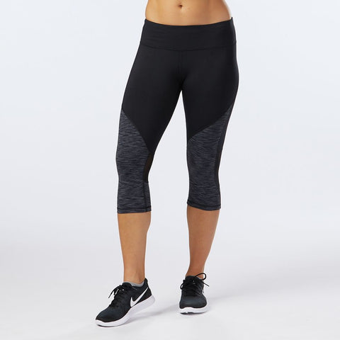 WOMEN'S R-GEAR RECHARGE COMPRESSION BLOCKED CAPRI