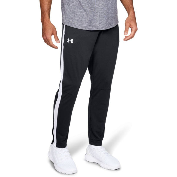 MEN'S UNDER ARMOUR SPORTSTYLE PIQUE TRACK PANT