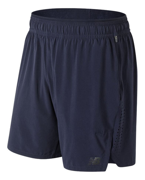 MEN'S NEW BALANCE TRANSFORM 2-IN-1 SHORTS