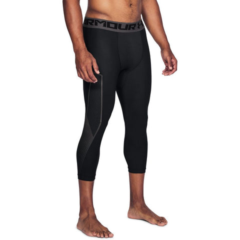 MEN'S UNDER ARMOUR HEATGEAR ARMOUR GRAPHIC 3/4 TIGHT