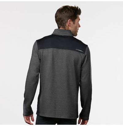 MEN'S R-GEAR HEAT SEEKER HALF-ZIP