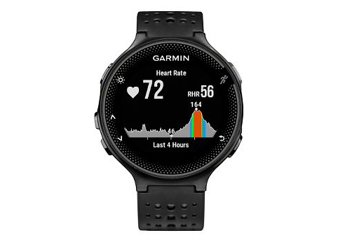 GARMIN FORERUNNER 235 GPS RUNNING WATCH + WRIST HRM