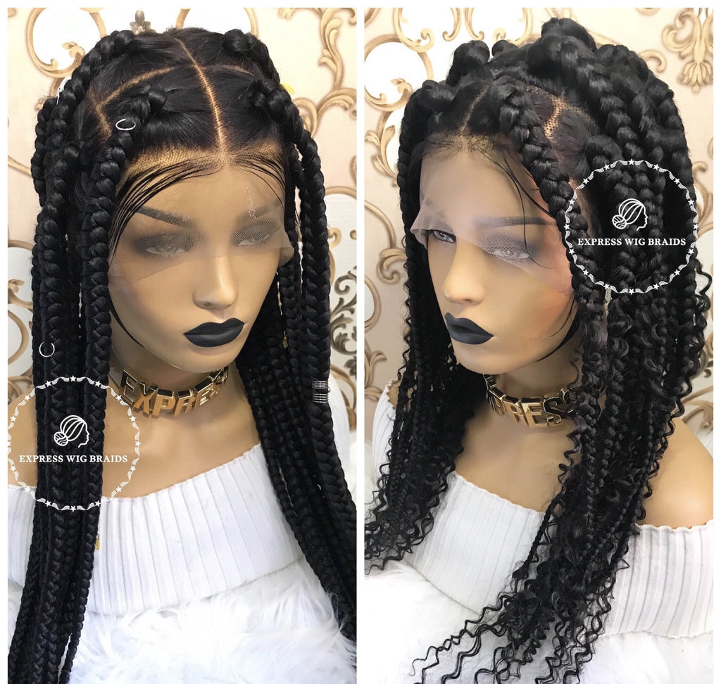 How Human Hair Braided Wigs Saves Time And Money