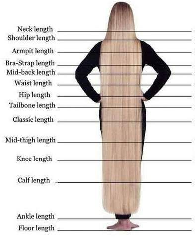 express wig braids hair length chart