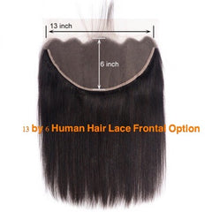 13 by 6 (13*6) lace frontal unit by express wig braids