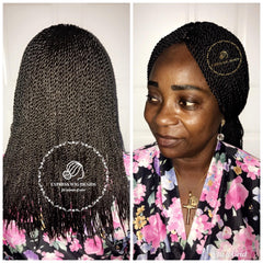 Senegalese Medium Twist