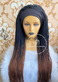 Changeable Band Wig- Arya - Express Wig Braids