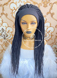 Changeable Band Wig- Gloria - Express Wig Braids