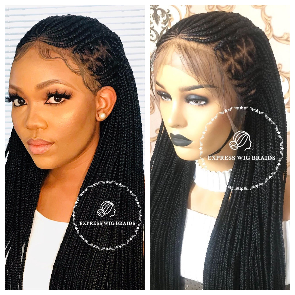 Cornrow-Amanda - Express Wig Braids
