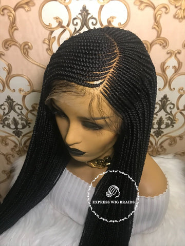 Cornrow-Amelia - Express Wig Braids