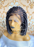Cornrow Bob - Elise - Express Wig Braids