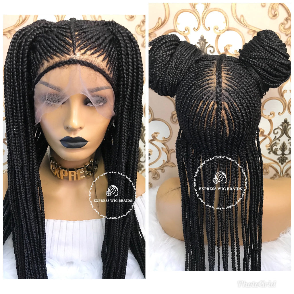 Cornrow-Chicago - Express Wig Braids