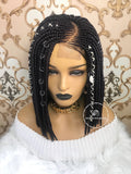 Cornrow-Clara - Express Wig Braids